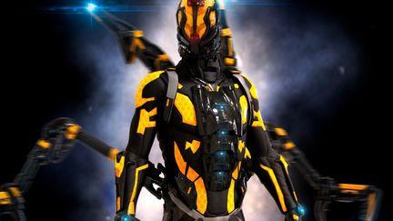 Fan-Art YellowJacket.