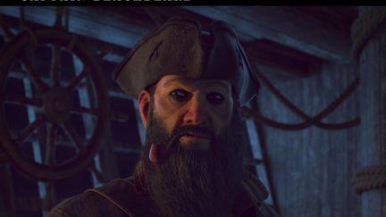 Captain blackbeard - Personal project