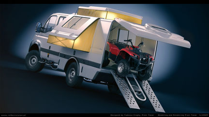 Iveco Rally Cab