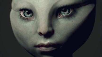 Aena - Alien Girl