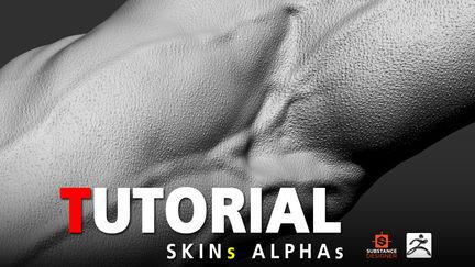 Tutorial Skins  Alphas