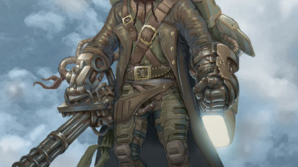 Sky Pirate Captain
