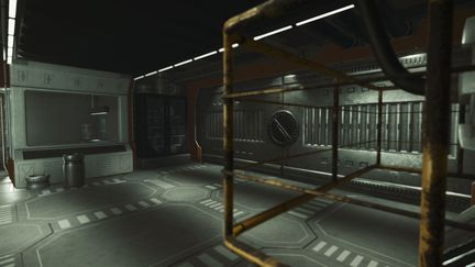 CryEngine Sci-Fi Set