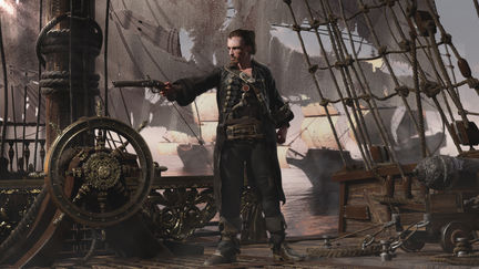 Captain Flint, The Legend.