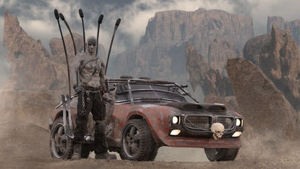 Mad Max: War Boy