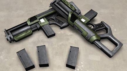 AG Shotgun