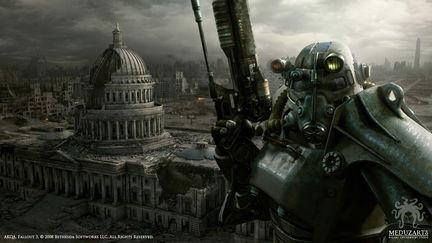 Destroyed DC matte