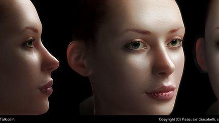 Face Woman