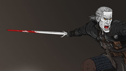 The Witcher | Geralt