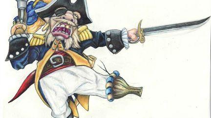 Dwarven Sailor