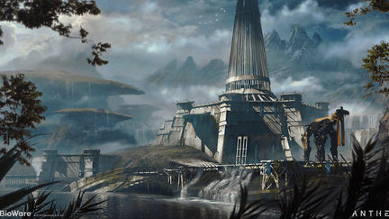 Anthem - Early Fort Tarsis