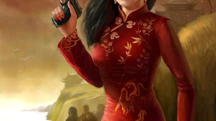 Madam Lili Wong