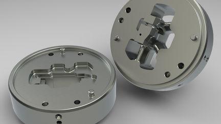 Aluminium Extrusion Mould
