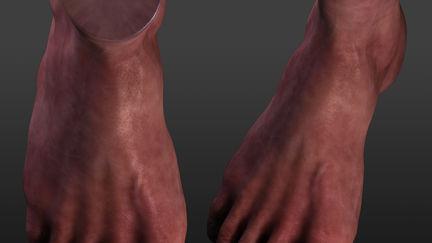 Feet Render