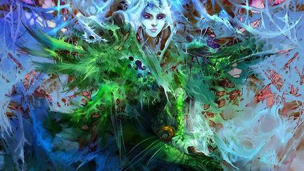Green warlock