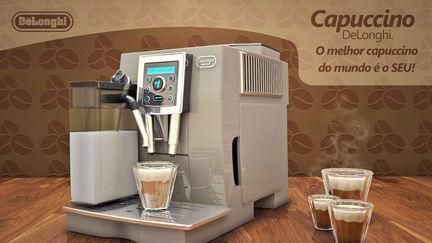 Capuccino Machine