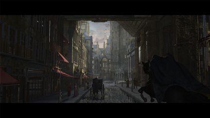 Viktoria's Wraith Society