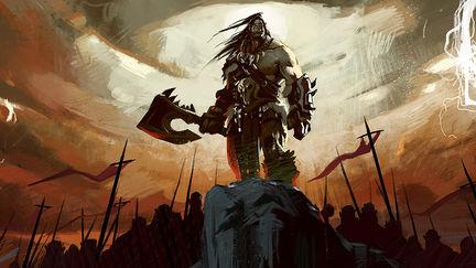 Hellscream: King of the Mountain
