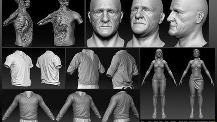 Max Payne 3 character art 5