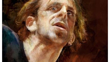 Randy Blythe portrait