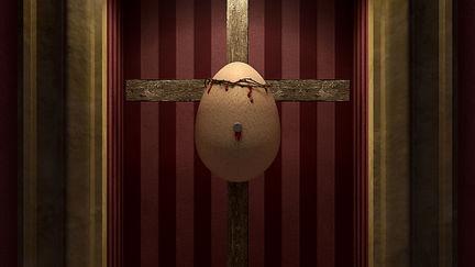 Easter Crucifix