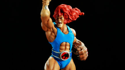 WB/Pop Culture Shock Toys's LIONO: Premium Format Figure