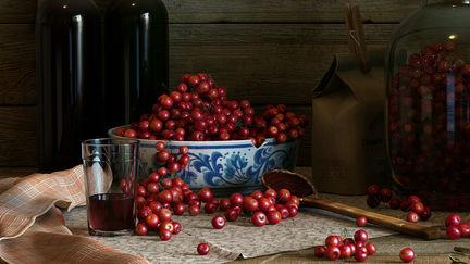 Cherry Red Wine 02