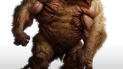 Demon Boar
