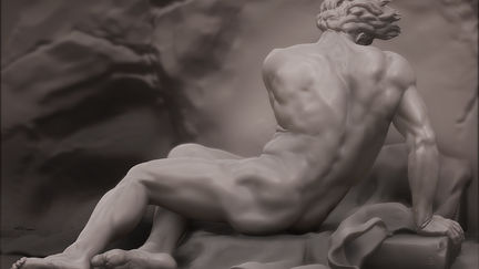 Patroclus (Contains nudity, but only a bum)