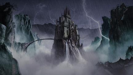 Castle Nitght Storm