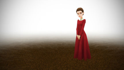 Cathy from Wuthering Heights