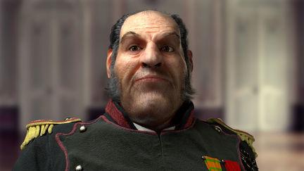 General Moreau Finished
