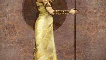 Lady warrior