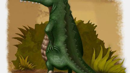 Lil' Croc