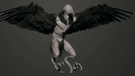 Vulture men