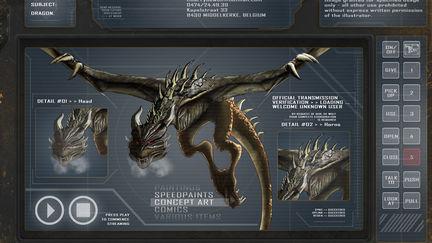 Sci-Fi Portfolio_Creature Design