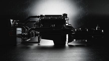 GM350V8 TURBO
