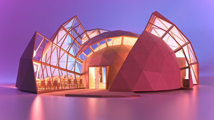Miniature Dome