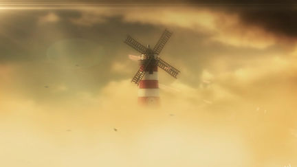 Welcome to Nowhere Windmill