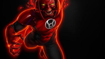 Atrocitus Red Lantern