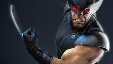 X Force Wolverine ZBrush Sculpt