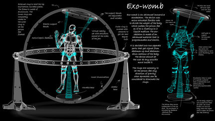 Exo-Womb: Ultimate Virtual reality experience