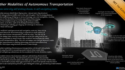 Other modalities of autonomous transportation
