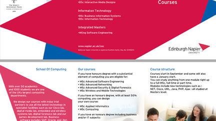 graphic design - flyer