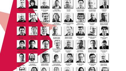 graphic design - profile poster