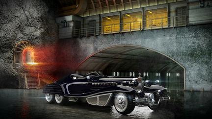 Schmidt Hydra Coupe