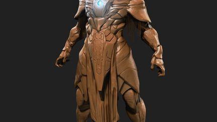 Iron man knight