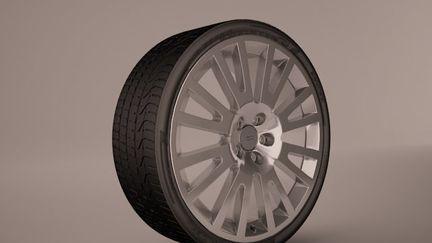 Audi Tyre