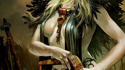 The Pirate Queen of Usarnakurdu