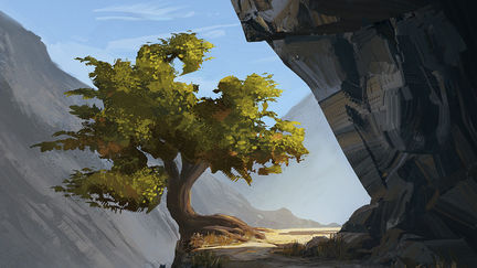 Pilgrim tree